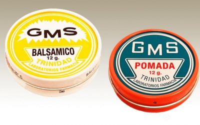 ¿Cuáles son los beneficios de la pomada y balsámico GMS?
